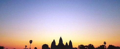C'est que le début d'Angkor, d'Angkor…
